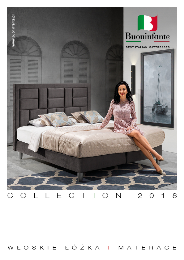 Katalog materacy Bouninfante